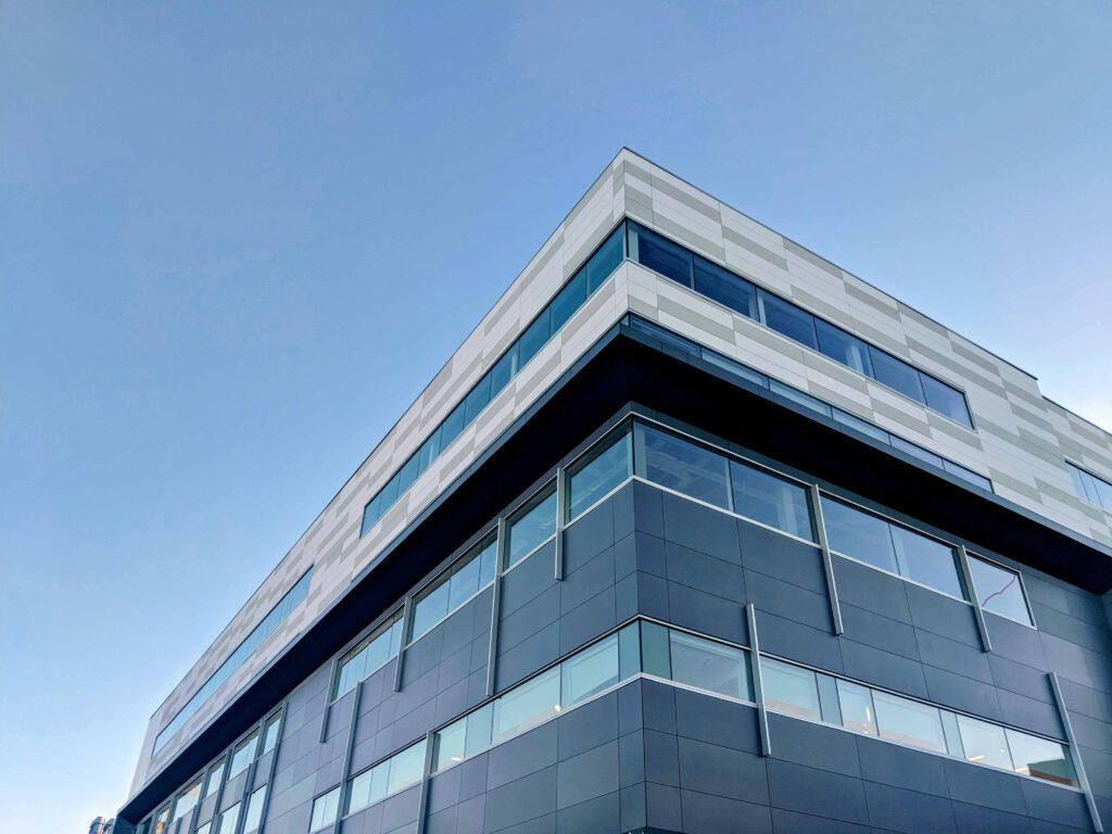 kantoor gebouw Teer Makelaars