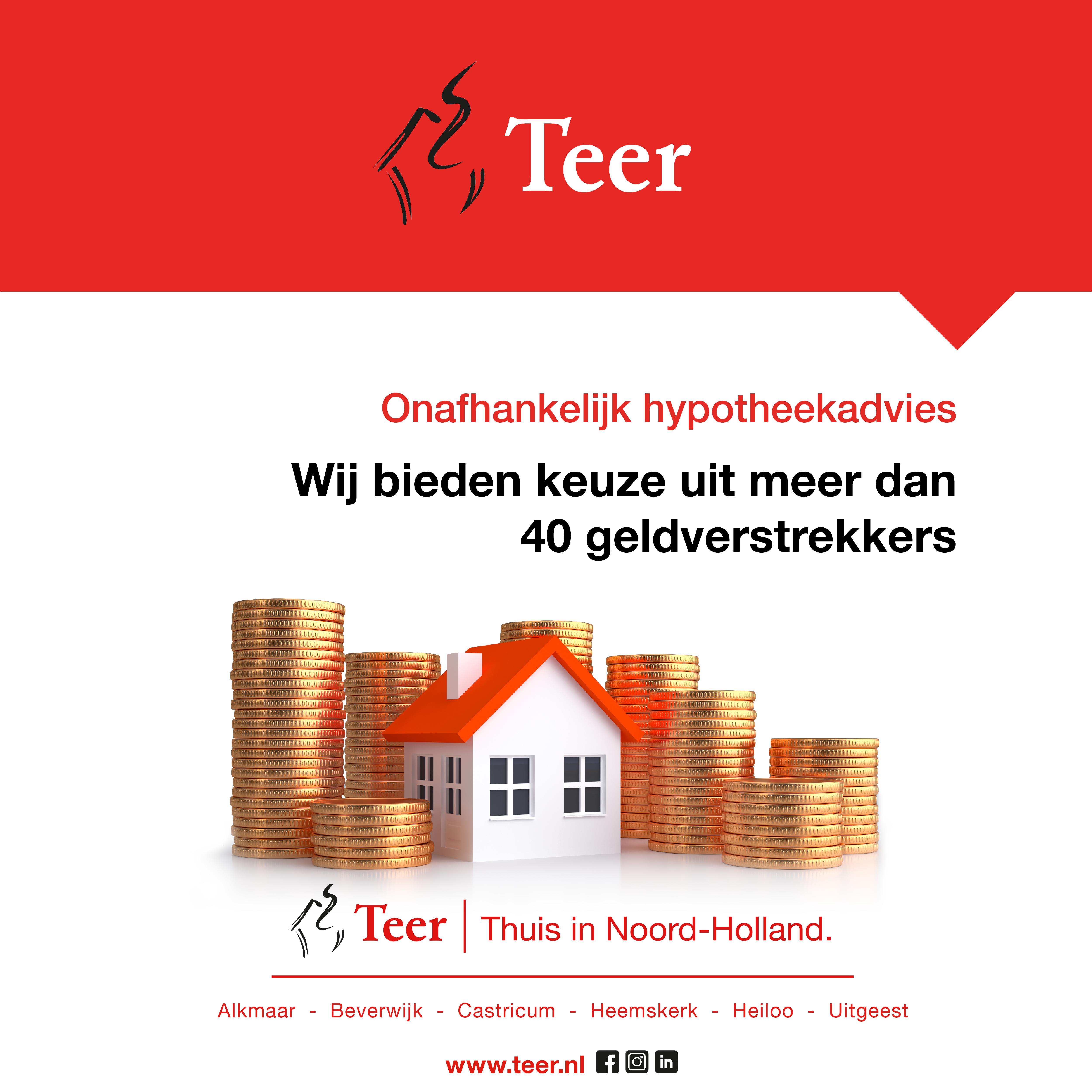 Onafhankelijk hypotheekadvies in de regio